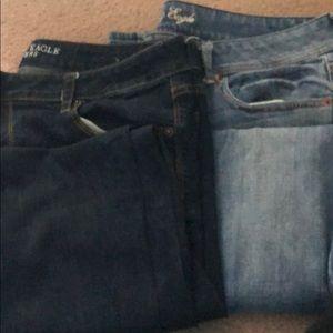 AE Jeans bundle